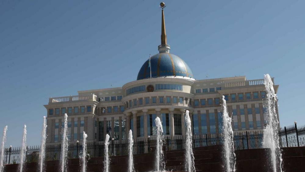 Глава МИД РК доложил Токаеву об итогах своего визита в США
