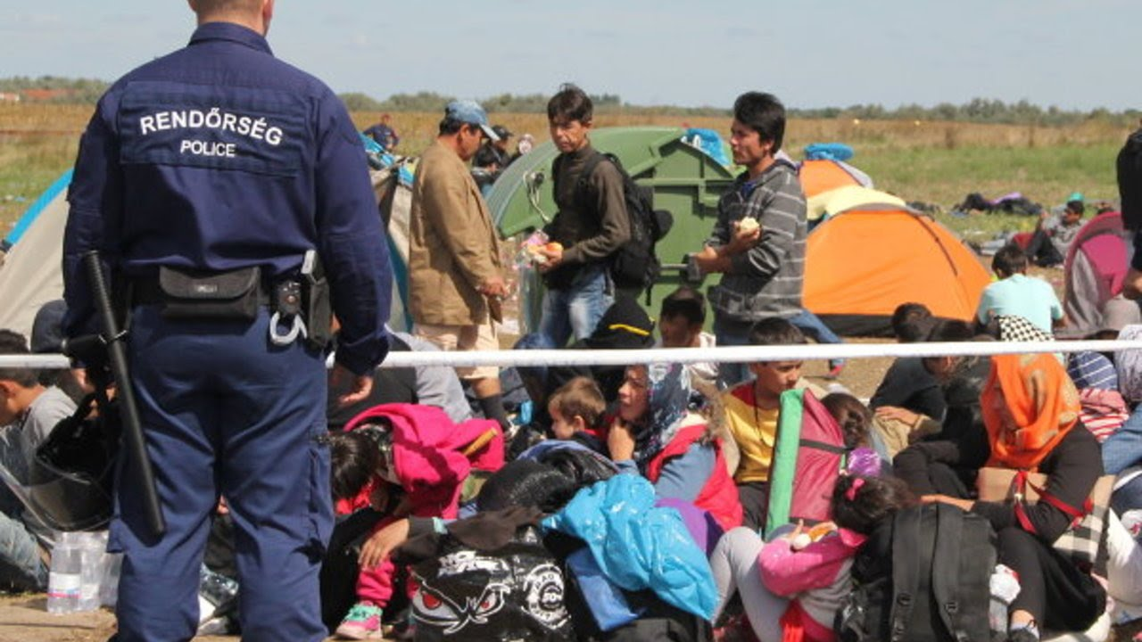 Мигранты: Посторонним вход разрешен