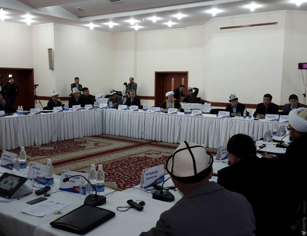 Верховные муфтии центральноазиатских стран призывают противостоять экстремистам