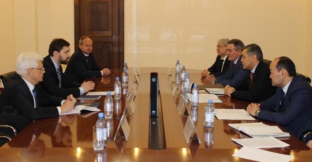 Казахстан и Россия будут вместе укреплять межэтнический мир