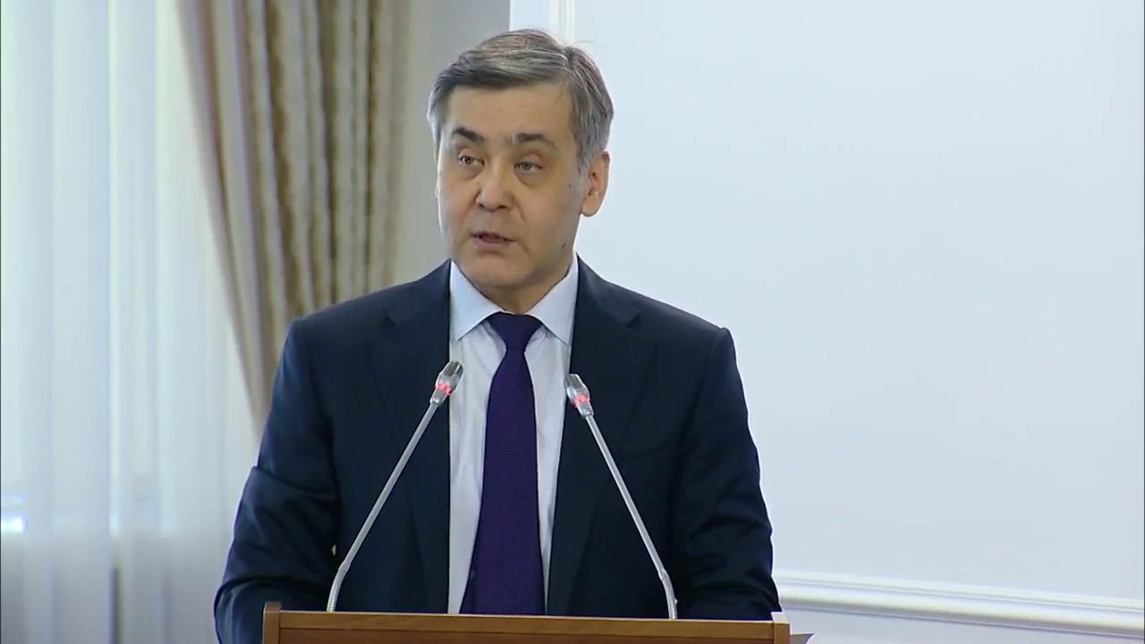 Нурлан Ермекбаев о Концепции госполитики РК в религиозной сфере