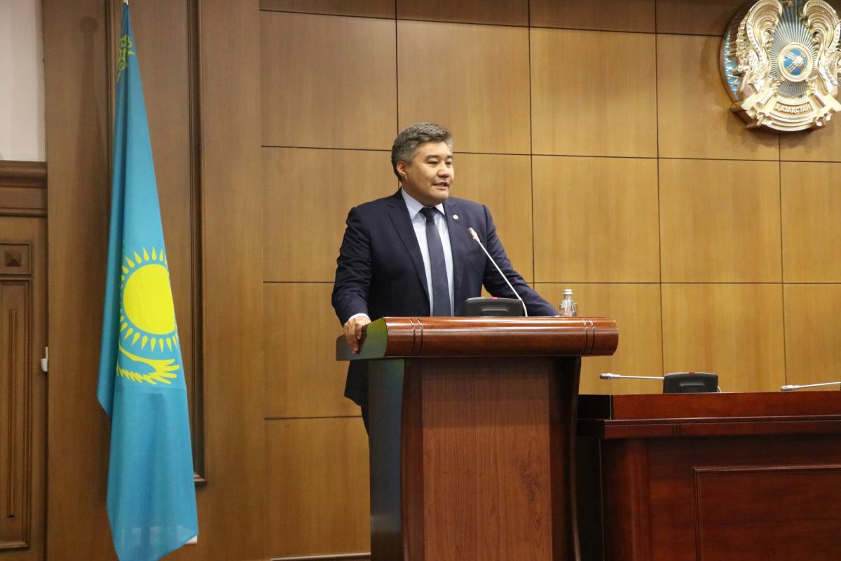 Казахстан и США продолжат совместную борьбу с ядерным терроризмом