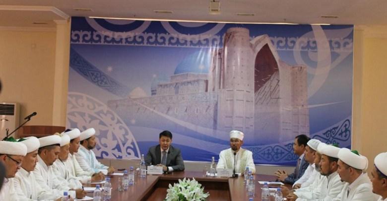 В городе Туркестан открылось представительство ДУМК