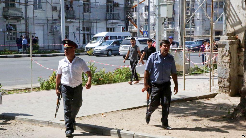 ИГ взяло на себя ответственность за убийство четверых туристов в Таджикистане