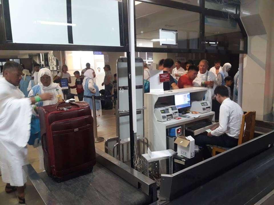 Все казахстанские паломники благополучно вернулись на родину