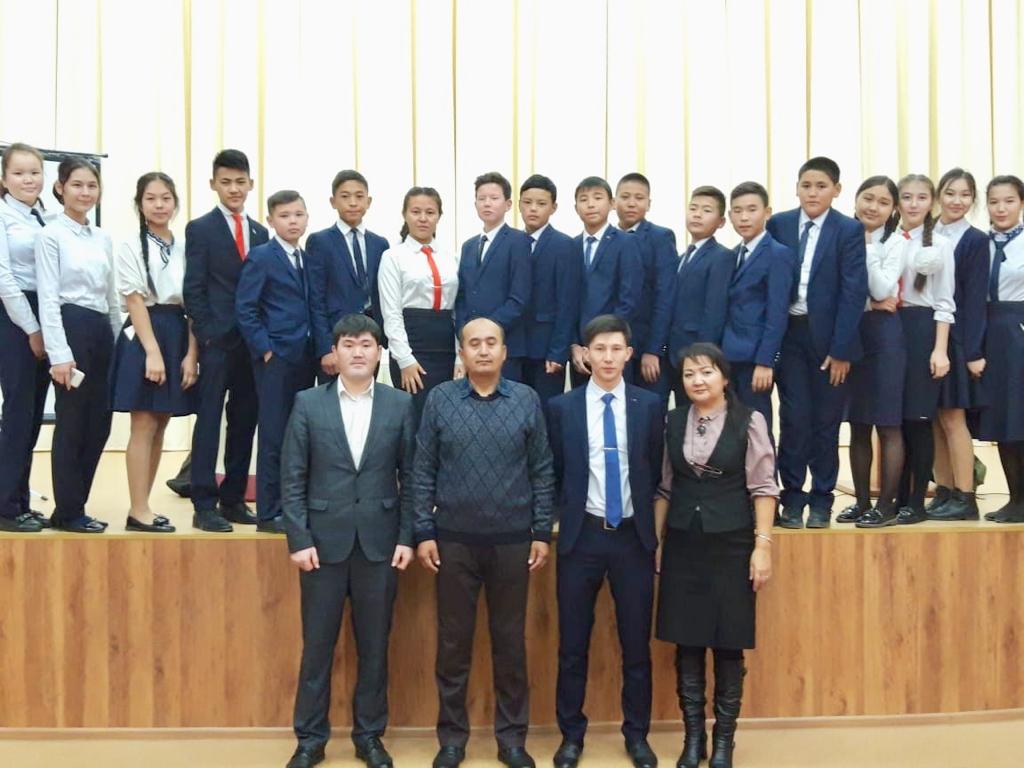 Со школьниками Алматы проводятся профилактические работы против религиозного терроризма и экстремизма
