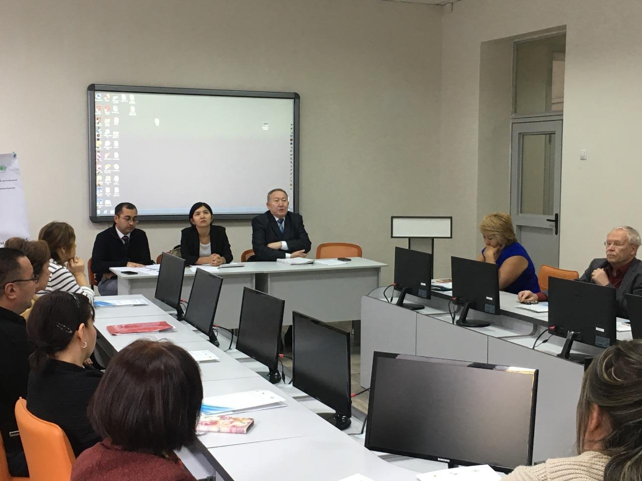 Акиматы Алматы против религиозного терроризма